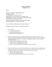 Quiz 3 Study Guide1