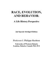 Race_Evolution_Behavior
