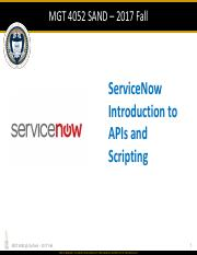 SAND_270_ServiceNow Introduction to APIs and Scripting.pdf