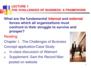 A.Session 1 The Challenge of Business.W11 lecture 1 adms 1000