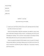 case study chapter 14 essay