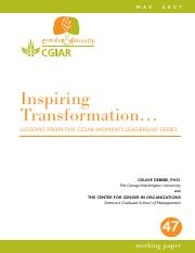 3. Lessons from the CGIAR Women's Leadership Series_genderdiversity_WP.pdf