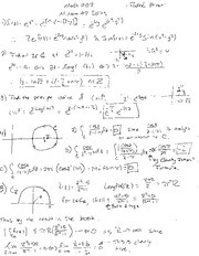 MT02 MATH 120A Solutions