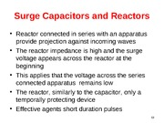 30 EEE470Ch12  Lecture 30 Switching surge, power frequency overvoltages(1)