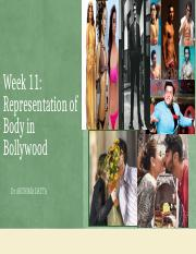Week 11_Body and Bollywood_Adatta.pptx