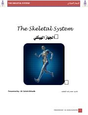 The Skeletal System.pdf