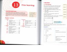 Ch. 13 - Prior Learning