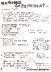 PSCI2000 National Government Chapter 1 notes