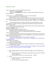Class Notes 5-15