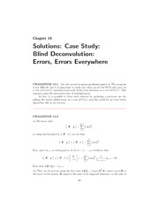 Differential Equations Solutions 73