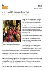 Asia_s fear of US Fed spreads beyond India - Print View - Livemint.pdf