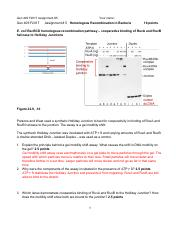 Assignment #5 Homologous Recombination.pdf