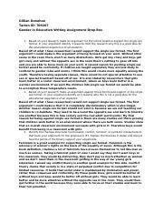 Gender in Education Writing Assignment.docx