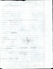 Algebra 2 Lecture 2 Notes