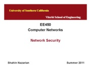 EE450-U11-NetworkSecurity-Nazarian-Summer11