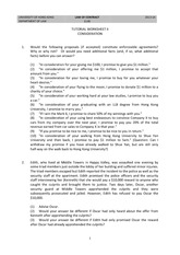Tutorial Worksheet II for 2013 -- Consideration