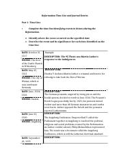 his113r2 b timeline and journal Timeline - readwritethink.