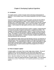 Text - Chapter 06 - Developing Graphical Algorithms