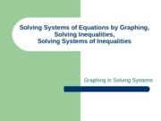 Graphical_Approaches_&_Inequalities