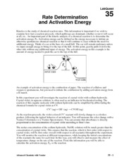 35 Activation Energy LQ