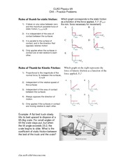 physics-6a-ch5-frictionpractice
