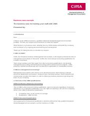 Business case example_2.docx