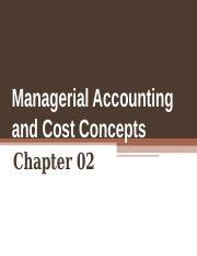 Chap002- MA & Cost Concepts.ppt