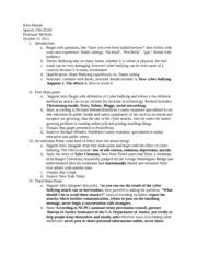 Crime prevention essay