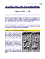 Essay the Epic of Gilgamesh and Genesis