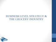 MGT 892 - Business Level Strategy_2