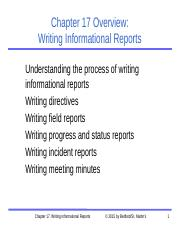 Writing Information Reports.ppt