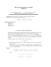 Assignment_03_2009_Solutions