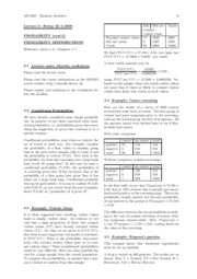 Business Statistics Lecture Notes 03