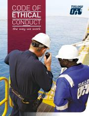 tullow-oil-code-of-ethical-conduct