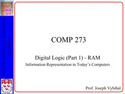 Lecture 03 -RAM