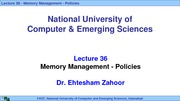 Lecture+36-Memory+Management+-+Policies