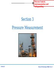 Section-3 Pressure Measurement.ppt