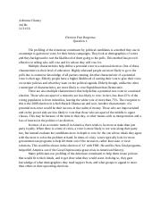 Election Test Essay