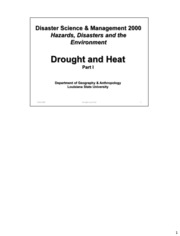 HeatDrought_I_Notes