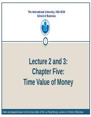 FM_Lec2 and 3_Chap 5_Time value_S12015_Linh_24 Jan 16.pptx