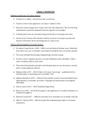 College Forensics Chapter 1 Outline.doc