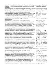 Physics 51 Midterm 2 Study Guide(6)