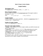 Math 115 chapter2section1 handout