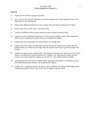 Practice Problems & Solutions 5