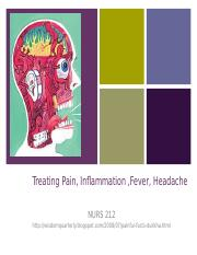 N212_Pain_Inflam_Fever.ppt