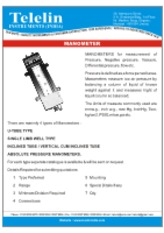 Types of MANOMETER.pdf