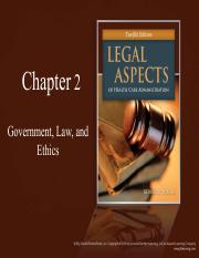 CH02 Government, Law, and Ethics