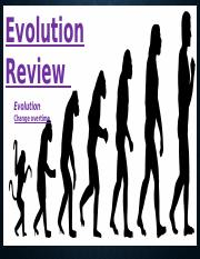evolution powerpoint  mattson