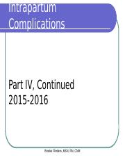 IP Complications 2016.pptx