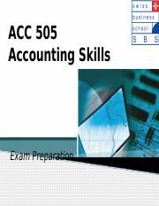 SBS BAH Acc Skills Exam Preparation - 27.8.pptx